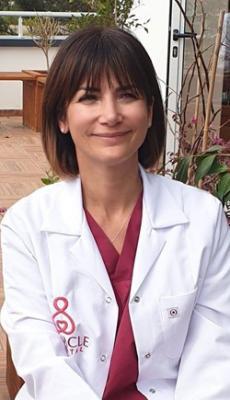 Sevgi GÜÇLÜ - Klinik Embriyoloğumuz